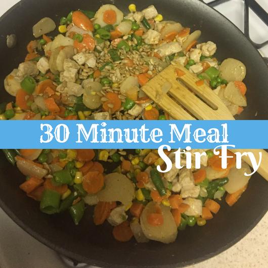 30 Minute Stir Fry