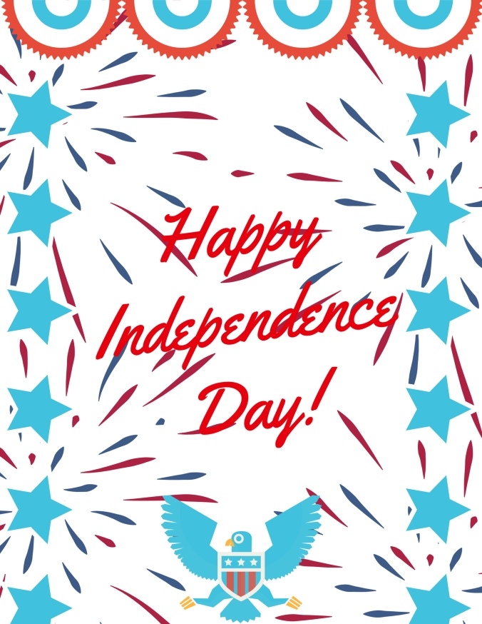 Happy Independence Day! (1)